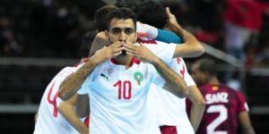 المنتخب المغربي 5