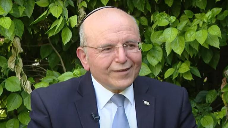 رئيس مجلس الأمن القومي الإسرائيلي