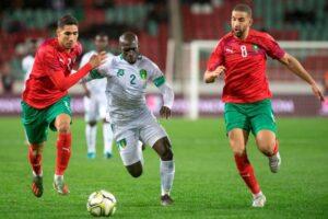 مشاهدة مباراة المغرب والسودان..