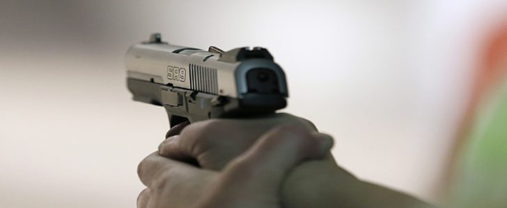 إطلاق الرصاص
